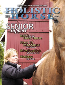 Holistic Horse Magazine Dec-Jan 2011 Issue