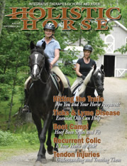 Holistic Horse Magazine Aug-Sept 2011 Issue